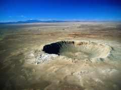 дьявола, каньон, земле