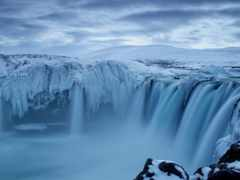 нравится, iceland, godafoss