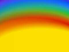 wallbox, color, радуга