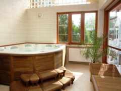 комнаты, ванной, jacuzzi