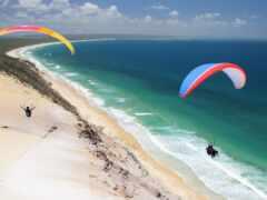 paraglide, ultra, sports
