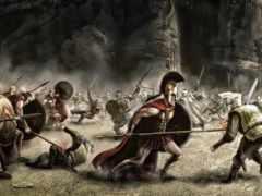 спартанцев, мог, прийти