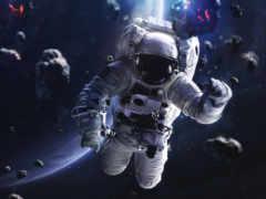 астронавт, атмосфера