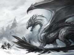 драконах, легенды