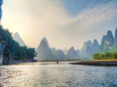 yangshuo, уезд, reki