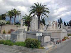 ja, grand, кладбище