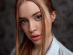 yura, женщина, redhead