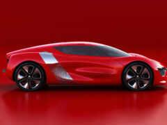 renault, car, concept