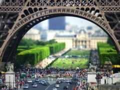 башня, париж, eifelevyi