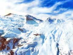 горы, альпы Фон № 6655 разрешение 1920x1080