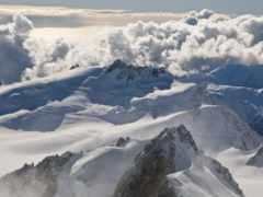 вершины, красавица, горы