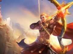 valor, arena, gameplay