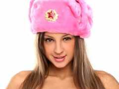 мария, бейдж, розовый