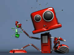 robot, роботы, pinterest