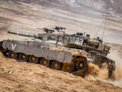 merkava, танк, combat