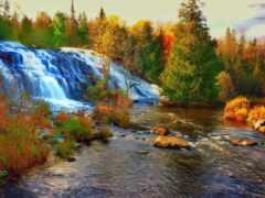 paisajes, naturales, postales