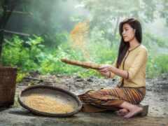культура, thai, tradiciya