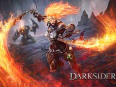 darksiders, iii, пламя