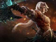 barbarian, fantasy, воин