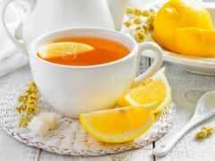 lemon, vacation, утро