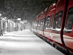wallpaper, snow