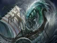fantasy, морские, чудовища