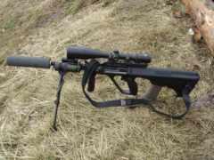 оружие, steyr, авг