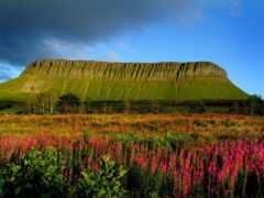 ирландии, бен, гора