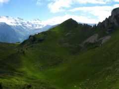 mount, scenery, windwardside