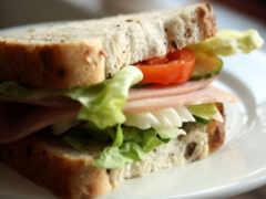 бутерброд, natural