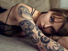 tat, татуировка, стиль
