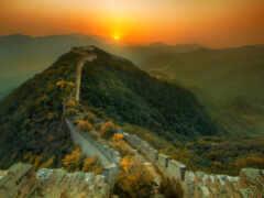 стена, китаянка, great