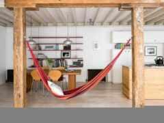 loft, квартира, современный