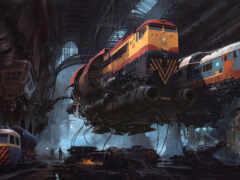 локомотив, art, арта