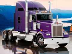 kenworth, truck, автомобили