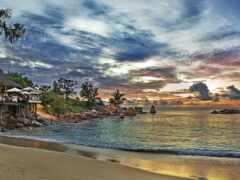 отдых, рай, остров