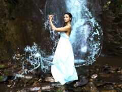 магия, water, идея