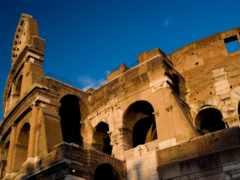 колизей, рим, italy
