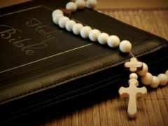 кросс, библия, книга