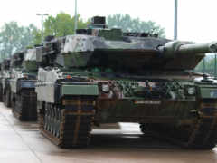 леопард, танк, техники