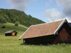 домики, альпийские, google