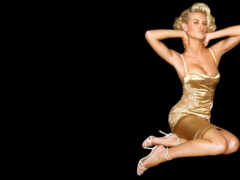 celebrity, charlize, theron