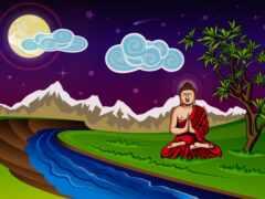 buddha, lord, планшетный
