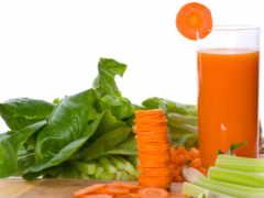 моркови, морковь, juice