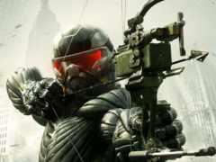 crysis, оружие, солдат