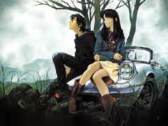 anime, девушка, картинка