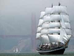 корабль, hersones, парусник