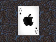 apple, яблоко, карта