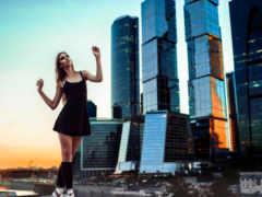 москва, город, live