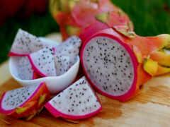 плод, thai, таиланда